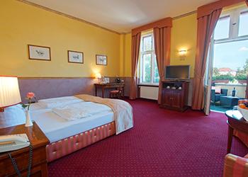 Romantisches Hotelangebot Potsdam